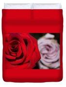 Upstaged Rose Duvet Cover