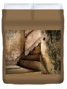 Uptown Stairs Duvet Cover