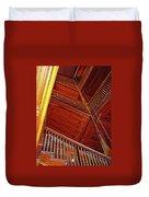 Upward Vertigo Duvet Cover