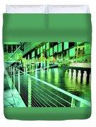 Urban Abstract 339 Duvet Cover