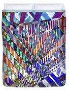 Urban Abstract 352 Duvet Cover