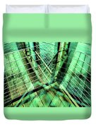 Urban Abstract 405 Duvet Cover