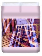Urban Abstract 449 Duvet Cover