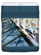 Urban Abstract 706 Duvet Cover