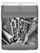 Urban Abstract 94 Duvet Cover