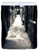 Urban Alley Duvet Cover