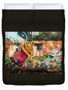 Urban Art 1 Duvet Cover