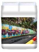 Urban Art 3 Duvet Cover