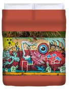 Urban Art 5 Duvet Cover