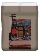 Urban Art Duvet Cover