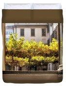 Urban Bower. Milan, Italy. Duvet Cover