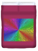 Urban Colorful Duvet Cover