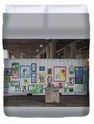 Urban Container Art I I I Duvet Cover