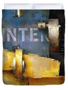 15.020 - Urban Intersection Duvet Cover