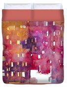 Urban Landscape 3 Duvet Cover