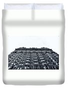 Urban Mountain Duvet Cover