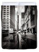 Urban Reflections Duvet Cover