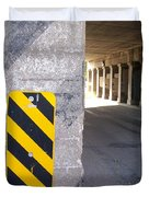Urban Signs 2 Duvet Cover