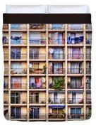 Urbanisation Duvet Cover