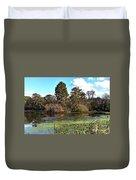 Urieville Pond Duvet Cover