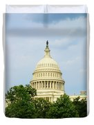 Us Capitol 2 Duvet Cover