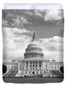 Us Capitol Building Washington Dc Duvet Cover