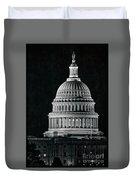Us Capitol Duvet Cover