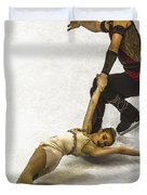 U.s. Figure Skating Championships  Duvet Cover