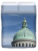 U.s. Naval Academy Chapel Dome Duvet Cover