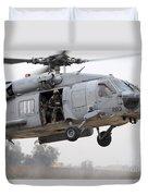 U.s. Special Forces Conduct Assault Duvet Cover