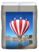 Usa Balloon Duvet Cover