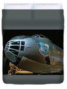 Usaf Museum B-36 Cold War Duvet Cover