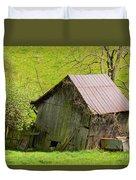 Used Virginia Barn Duvet Cover