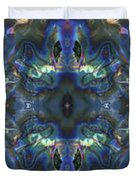 Uss Arizona Sailor Tears Kaleidocope Duvet Cover