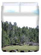 Utah 10 Duvet Cover