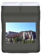 Utah 12 Duvet Cover