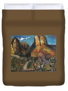 Utah Canyon Duvet Cover