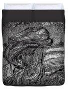 Utah Juniper Remains  Duvet Cover