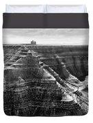 Utah Outback 14 Duvet Cover by Mike McGlothlen