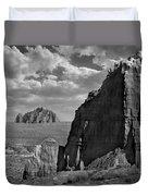 Utah Outback 26 Duvet Cover by Mike McGlothlen