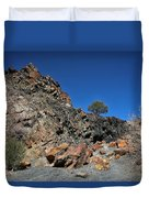 Utah Rocks Duvet Cover