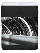 Utopia Station Duvet Cover