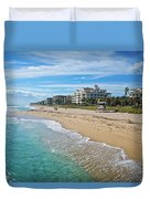 Vacation Visions Duvet Cover