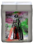Vader Abstract Duvet Cover