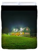 Valcour Conference Center Wedding And Meetings - Brighter Exposure Duvet Cover