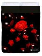Valentine - Roses Duvet Cover
