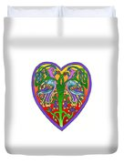 Valentine Heart Duvet Cover