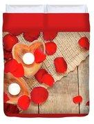 Valentine Mood Duvet Cover