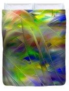 Veils Of Color 2 Duvet Cover
