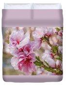 Valley Blossoms Duvet Cover